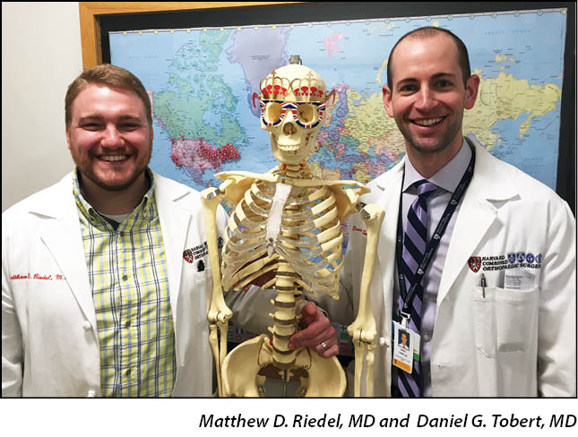 OJHMS, Editors-in-Chief, Matthew D. Riedel, MD and Daniel G. Tobert, MD